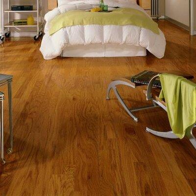 Somerset 2-1/4 Solid Oak Hardwood Flooring in Spice Brown