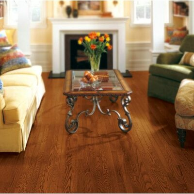 Somerset 2-1/4 Solid Oak Hardwood Flooring in Benedictine