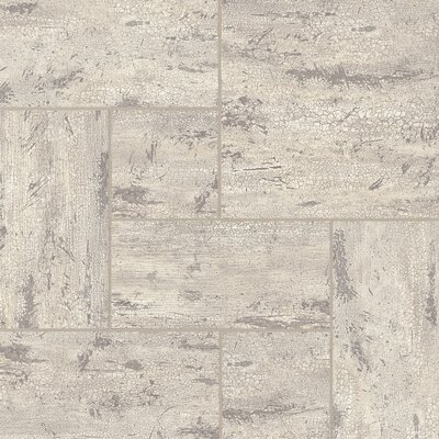 Alterna Reserve Engineered Stone Mosaic Tile in Antiqued Ivory