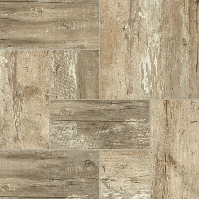 Alterna Reserve Engineered Stone Mosaic Tile in Blanched Mist