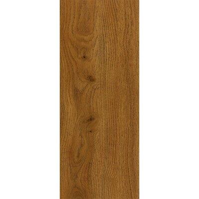 Luxe Jefferson 6 x 36 x 2.794mm Luxury Vinyl Plank in Oak Gunstock