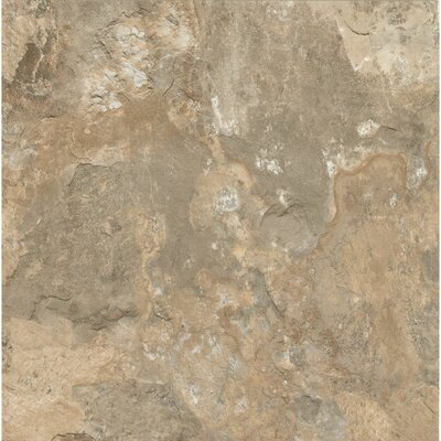 Alterna Mesa Stone 12 x 12 x 4.064mm Luxury Vinyl Tile in Beige