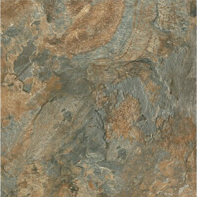 Alterna Mesa Stone 12 x 12 x 4.064mm Luxury Vinyl Tile in Canyon Sun