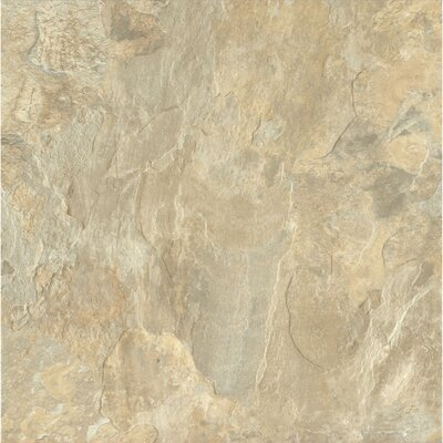 Alterna Mesa Stone 16 x 16 x 4.064mm Luxury Vinyl Tile in Fieldstone