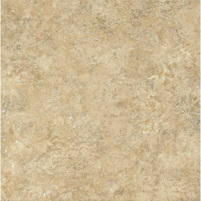 Alterna Multistone 16 x 16 x 4.064mm Luxury Vinyl Tile in Cream