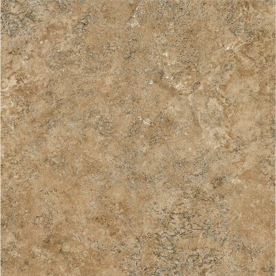 Alterna Multistone 8 x 8 x 4.064mm Luxury Vinyl Tile in Caramel Gold