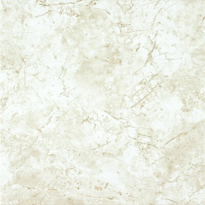 Alterna LaPlata 16 x 16 x 4.064mm Luxury Vinyl Tile in Creme Fresh