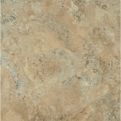 Alterna Durango 16 x 16 x 4.064mm Luxury Vinyl Tile in Buff