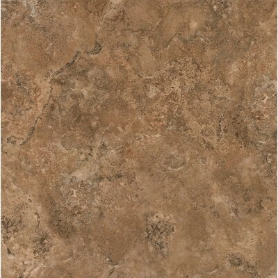 Alterna Durango 16 x 16 x 4.064mm Luxury Vinyl Tile in Clay
