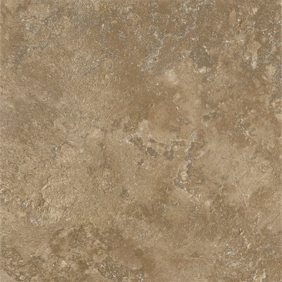 Alterna Tuscan Path 16 x 16 x 4.064mm Luxury Vinyl Tile in Antique Gold
