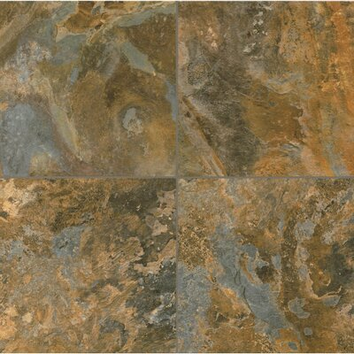 Alterna Reserve Allegheny Slate 12 x 24 x 4.064mm Luxury Vinyl Tile in Copper Mountain