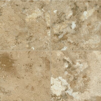Alterna Reserve Athenian Travertine 12 x 24 x 4.064mm Luxury Vinyl Tile in Provincial Bisque