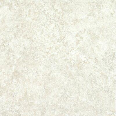 Alterna Multistone 16 x 16 x 4.064mm Luxury Vinyl Tile in White