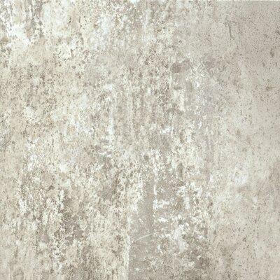 Alterna Artisan Forge 16 x 16 x 4.064mm Luxury Vinyl Tile in Silver Shimmer