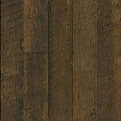 Architectural Remnant/Salvage 7.6 x 47.83 x 12mm Luxury Vinyl Laminate Flooring in Saddle/Mocha