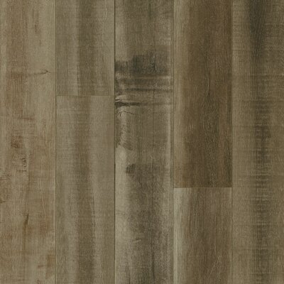 Architectural Remnant Global Reclaim 4.92 x 47.84 x 12mm Luxury Vinyl Laminate Flooring in Worldy Gris