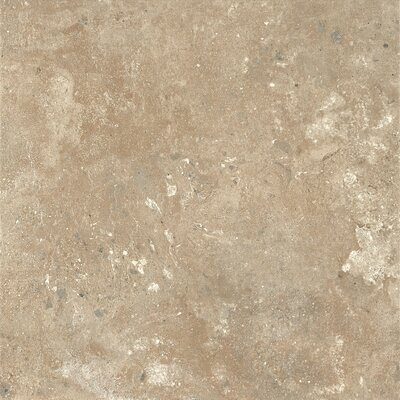 Alterna 16 x 16 Engineered Stone Field Tile in Almond Cream