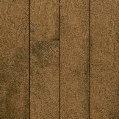 Turlington Signature Series 5 Engineered Birch Hardwood Flooring in Glazed Sun