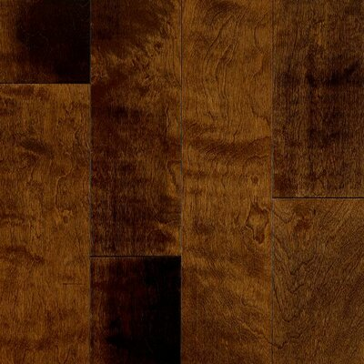 Turlington Signature Series 5 Engineered Birch Hardwood Flooring in Glazed Ginger