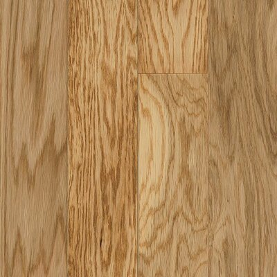 Turlington Signature Series 3 Engineered Northern White Oak Hardwood Flooring in Natural