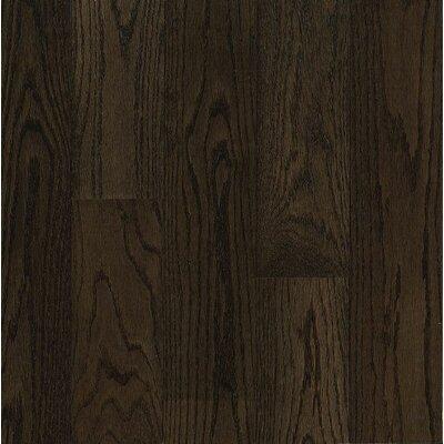 Turlington Signature Series 3 Engineered Northern Red Oak Hardwood Flooring in Espresso