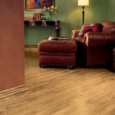 Westchester 2-1/4 Solid Oak Hardwood Flooring in Natural