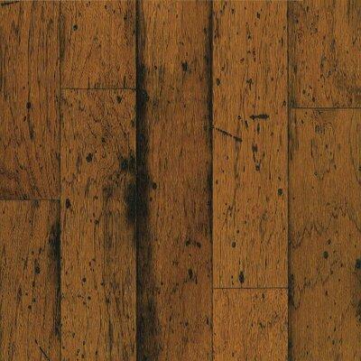American Originals 5 Engineered Hickory Hardwood Flooring in Sunset Sand
