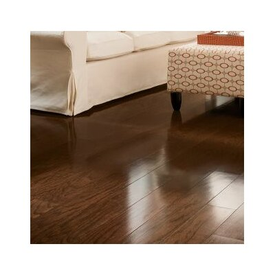Turlington Signature Series 3 Engineered Northern Red Oak Hardwood Flooring in Mocha