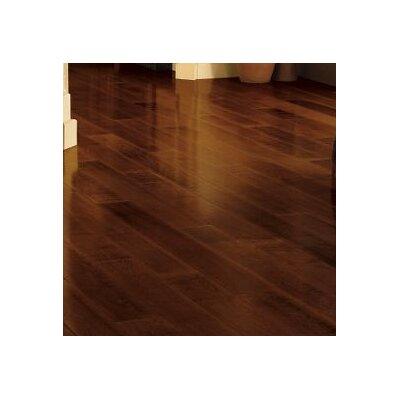 Turlington Signature Series 3 Engineered Birch Hardwood Flooring in Glazed Rust Red