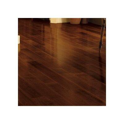 Turlington Signature Series 5 Engineered Birch Hardwood Flooring in Glazed Rust Red