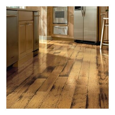American Originals 5 Engineered Hickory Hardwood Flooring in Antique Natural