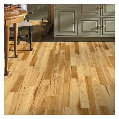 American Treasures 2-1/4 Solid Hickory Hardwood Flooring in Country Natural
