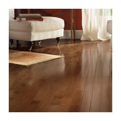 American Treasures 3-1/4 Solid Hickory Hardwood Flooring in Plymouth Brown