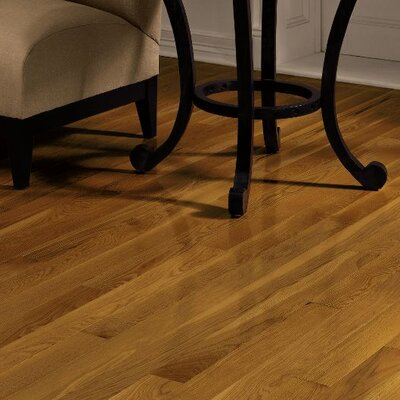 Dundee 3-1/4 Solid White Oak Hardwood Flooring in Fawn