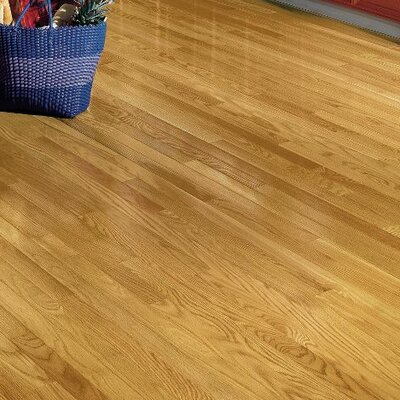 Dundee 2-1/4 Solid White Oak Hardwood Flooring in Seashell