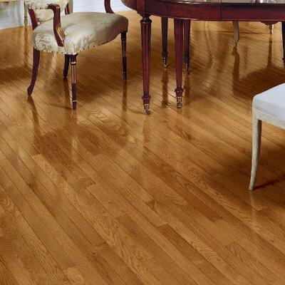 Fulton 2-1/4 Solid Red Oak Hardwood Flooring in Butterscotch