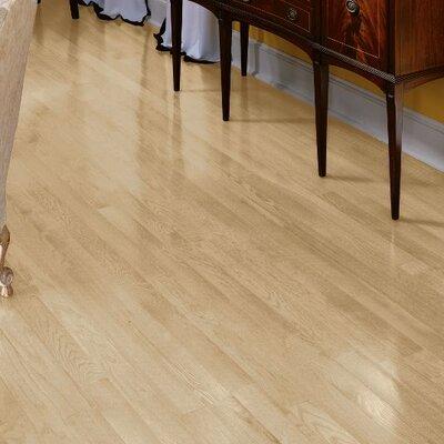 Fulton 3-1/4 Solid White Oak Hardwood Flooring in Winter White