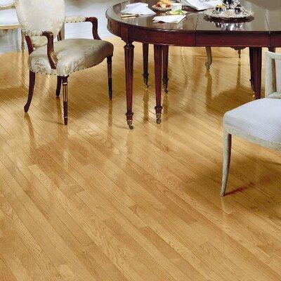 Fulton 2-1/4 Solid Red Oak Hardwood Flooring in Natural