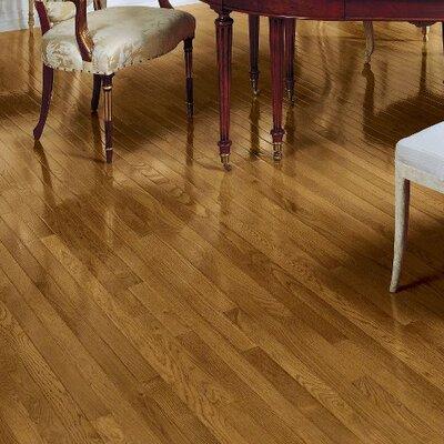 Fulton 2-1/4 Solid White Oak Hardwood Flooring in Fawn