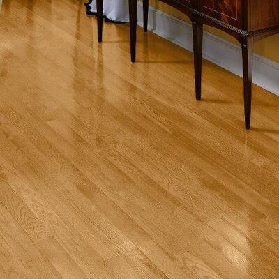 Fulton 3-1/4 Solid White Oak Hardwood Flooring in Seashell