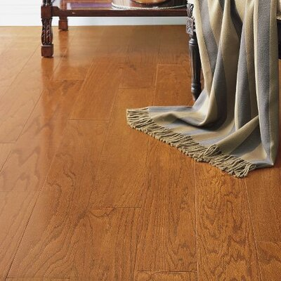 Turlington 3 Engineered Oak Hardwood Flooring in Butterscotch