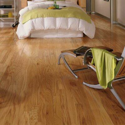 Westchester 3-1/4 Solid Oak Hardwood Flooring in Spice