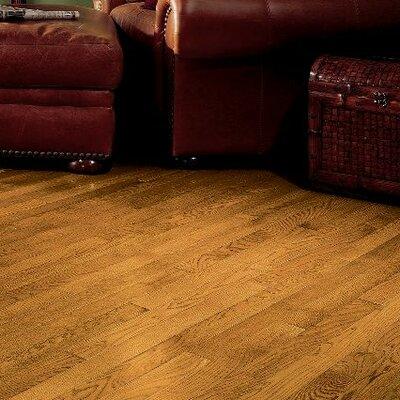 Westchester 2-1/4 Solid Oak Hardwood Flooring in Fawn