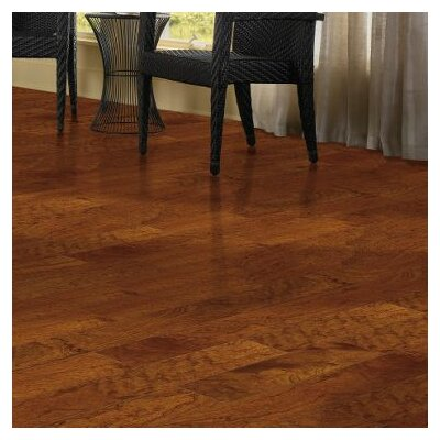 Turlington 5 Engineered Cherry Hardwood Flooring in Natural