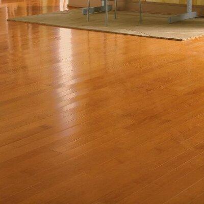 Turlington 3 Engineered Maple Hardwood Flooring in Cinnamon