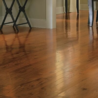 Turlington 3 Engineered Oak Hardwood Flooring in Gunstock