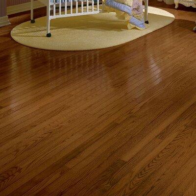 Plymouth 3.25 Solid Red Oak Hardwood Flooring in Caramel