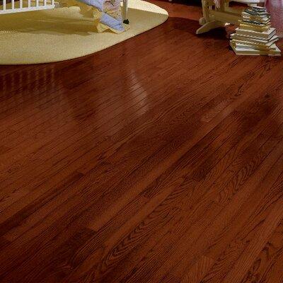 Plymouth 2.25 Solid Oak Hardwood Flooring in Penny