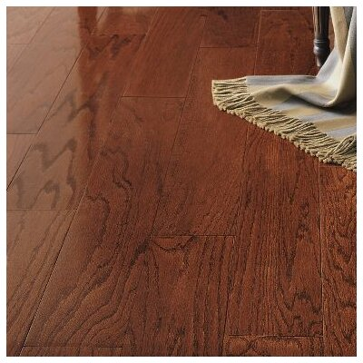Turlington 3 Engineered Oak Hardwood Flooring in Cherry