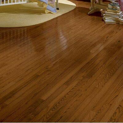 Plymouth 2.25 Solid Oak Hardwood Flooring in Caramel